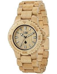 WeWood Date Armbanduhr aus Holz - Beige