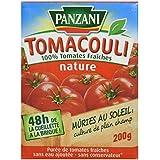 Panzani Sauce Tomacouli Nature 200 g - Lot de 12