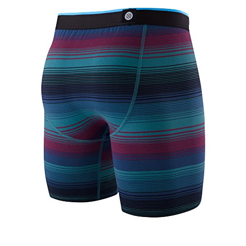 Stance The Boxer Brief Cotton Boxer Shorts Blau