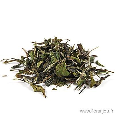 Floranjou - Thé blanc Bai Mu Dan