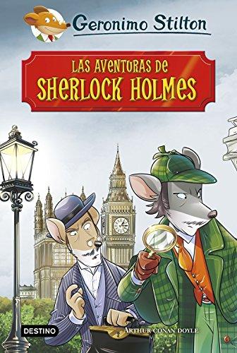 Las aventuras de Sherlock Holmes eBook: Stilton, Geronimo, García ...