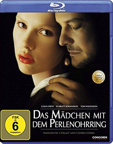 Das Mädchen mit dem Perlenohrring [Blu-ray]