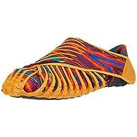 Vibram Men's and Women's Furoshiki Rebozo Sneaker, Orange/Multi, EU:36-37/UK Woman: 4.5-5.5/cm:22-23/US Woman:5.5-6.5