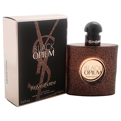 Yves Saint Laurent Black Opium Eau de Toilette 50 ml Donna - 50ml