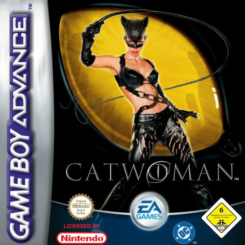 Catwoman (Ea Jagd)