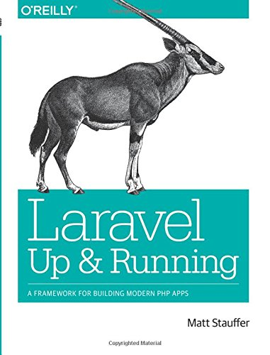 Pdfdownload laravel up and running by matt stauffer full pages book details fandeluxe Images