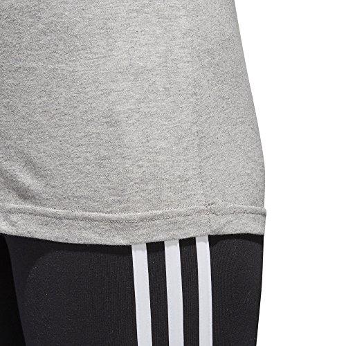 Adidas Foil Linear T-shirt Gris (Brgrin)