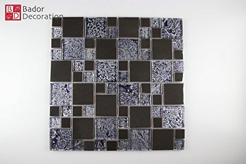 Vetro mosaico mosaico tessere per mosaico vetro piastrelle a