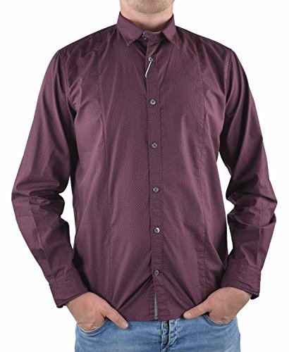 Tom Tailor - Chemise Tom Tailor Ray Printed Cutline Violet
