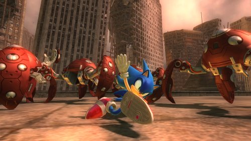 Image of Sonic the Hedgehog (Xbox 360)