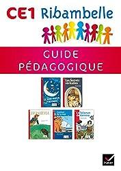 Ribambelle CE1 série Rouge éd. 2016 - Guide pédagogique + CD ROM