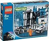 LEGO World City 7035 - Geheimdienst Hauptquartier