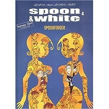 Spoon & white n04 spoonfinger