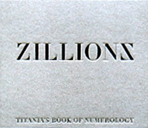 Zillionz: Titania's Book of Numerology Cover Image