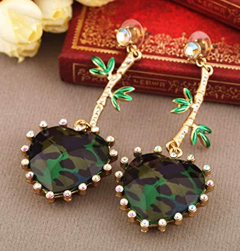 Mode Mode-Accessoires Militär Frauen Herz Ohrringe (Kleider Kleid Militär Ball)