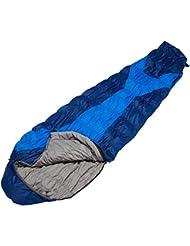 Deuter Schlafsack Exosphere +2 Grad, Cobalt/Steel, 205 x 68 x 0 cm, 37610