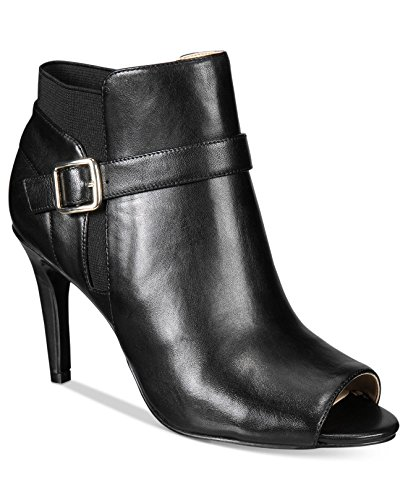 Marc Fisher Womens Shimmee Leather Open Toe Ankle Fashion Boots - 51M0ZlhDwZL - Marc Fisher Womens Shimmee Leather Open Toe Ankle Fashion Boots
