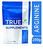 True Supplements Pure Arginine for Muscle Mass & Atheletic Endurance l 83 Servings