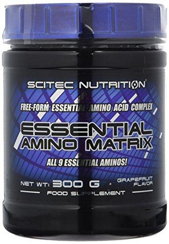 Ausgewogene Essentials (Scitec Nutrition Essential Amino Matrix, Grapefruit, 300 g)