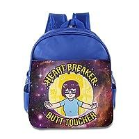 Bobs Burger Tina Kids Backpack School Bag For Boys/girls