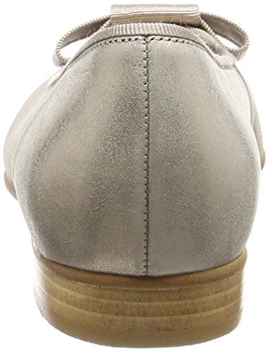 Gabor Damen Fashion Geschlossene Ballerinas Braun (mutaro 64)