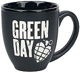 Green Day American Idiot Matt Engraved Mug