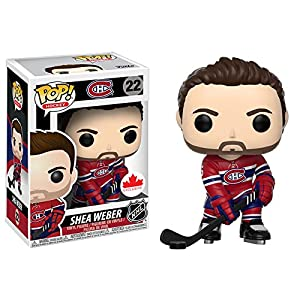 NHL POP Hockey Vinyl Figure Shea Weber 9 cm Funko Mini figures