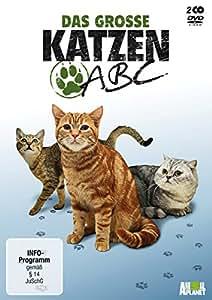 Das große Katzen-ABC [2 DVDs]