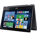 2017 Acer 360° Flip 2-in-1 15.6 Full HD IPS Touchscreen Laptop, 7th Gen Intel I5-7200U 2.5GHz Processor, 8GB DDR4 RAM, 1TB HDD, 802.11AC, USB Type-C, HDMI, Bluetooth, Webcam, Backlit Keyboard,Win 10