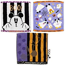 Mini-serviette Mickey Mouse Obake Obake Disney / Halloween 2017 Halloween [Tokyo Disney Resort Limited]
