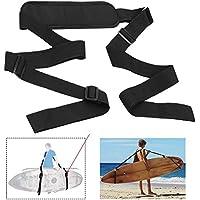 zerlar ajustable Nylon Sup Paddleboard Carrier tabla de surf correa hombro Sling