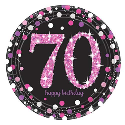 ler Pink Celebration 70, Schwarz ()