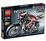 LEGO Technic 8051 - Motorrad - LEGO