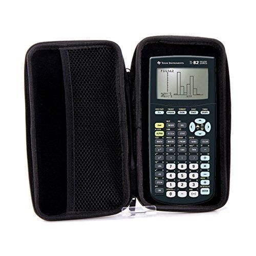 Schutztasche für Taschenrechner und Grafikrechner von Texas Instruments, für Modell: TI 82 Stats