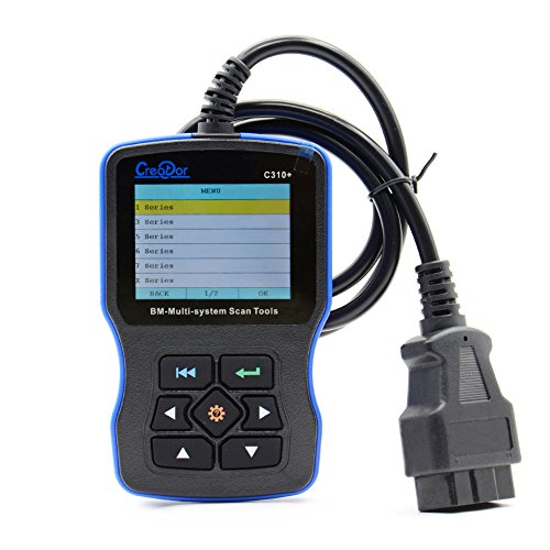 Neueste V6.2 C310 + Code Reader Airbag / ABS / SRS Diagnose-Scan-Tools für BMW Multi System Code Scanner BMW Diagnose-Tool