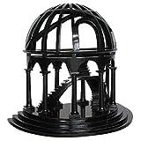 Authentic Models - Demi Dome - Dekorationsobjekt - Architekturmodell - handgefertigt - Kirschenholz - Birkenholz -Höhe: 87,5 cm - Ø: 34,75 cm