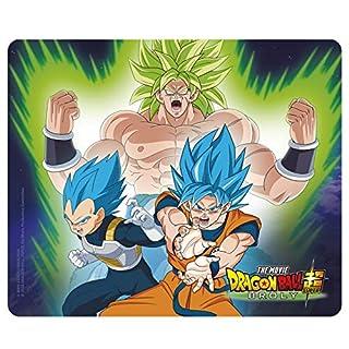 ABYstyle - DRAGON BALL SUPER BROLY - Mouse Pad - Broly VS Goku & Vegeta