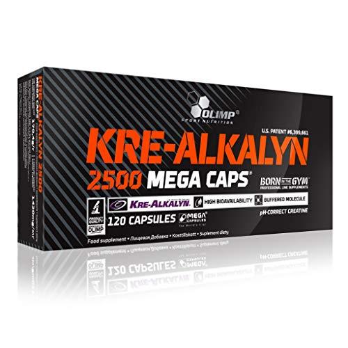 Olimp Kre-Alkalyn 2500 Mega Caps, 120 Kapseln (3er Pack)