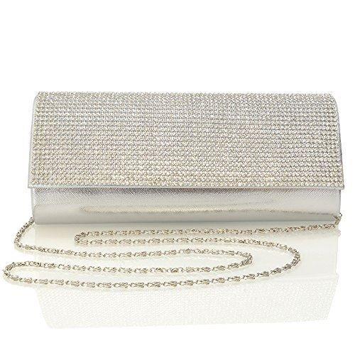 essex-glam-borsa-donna-pochette-finto-diamante-cristalli-argento-metallizzato-satin-sera-matrimonio-