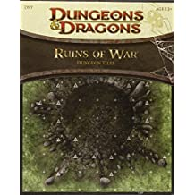 D&D Ruins of War Dungeon Tiles (Dungeons & Dragons) by Wizards of the Coast (2012-02-16)