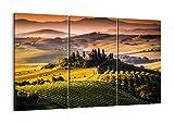Bild auf Leinwand - Leinwandbilder - drei Teile - Breite: 105cm, Höhe: 70cm - Bildnummer 2465 - dreiteilig - mehrteilig - zum Aufhängen bereit - Bilder - Kunstdruck - CE105x70-2465