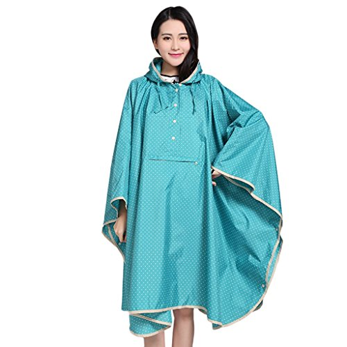 LT Battery Car Poncho Riding Hiking Backpack Raincoat Cloak Light And Breathable