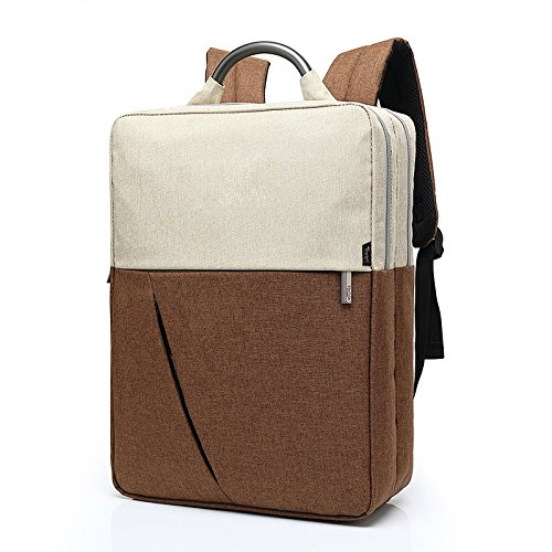 Business Rucksack männlichen Koreanischen Rucksack Notebooktasche Canvas Tasche 300 mm * 110 mm * 430 mm, Weiß - Koreanischen Tasche