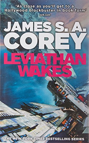 Leviathan Wakes: Book 1 of the Expanse (now a major TV series on Netflix) por James S. A. Corey