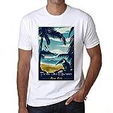 Forte Dei Marmi, Pura Vida, Beach Name, maglietta uomo, maglietta spiaggia uomo, maglietta estate