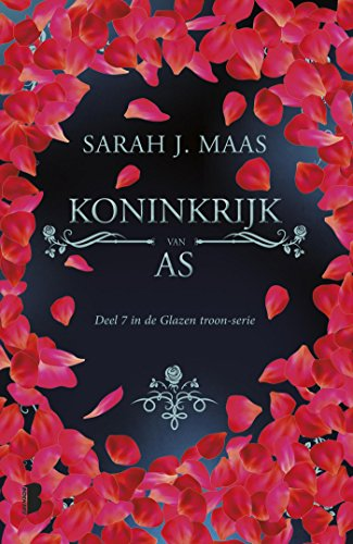 Koninkrijk van as (Glazen troon Book 7) (Dutch Edition)