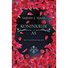 Koninkrijk van as (Glazen troon Book 7) (Dutch Edition)