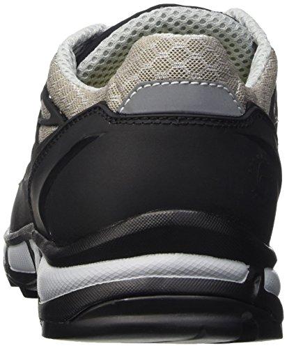 Diadora Herren Samba Super Sneaker Low Hals Schwarz (Grigio/nero)