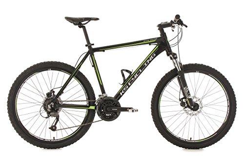 KS CYCLING GTX - BICICLETA DE MONTAñA ENDURO  COLOR NEGRO  RUEDAS 26  CUADRO 51 CM