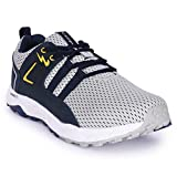 Campus Edge Gray Running Shoes